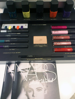 WILD BEAUTY Vol.22~NARS×Andy Warhol~