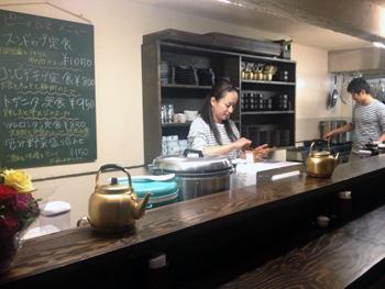 ピニョ食堂
