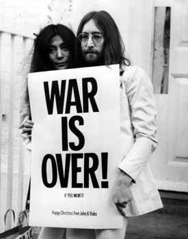 HAPPY XMAS(War Is Over)