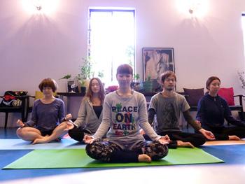 WILD BEAUTY Vol.26~朝Yoga~