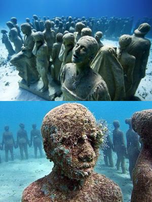 海底美術館