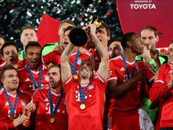 FIFAクラブワールドカップ モロッコ2013決勝