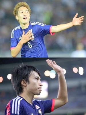 キリンチャレンジカップ2015 日本VSイラク