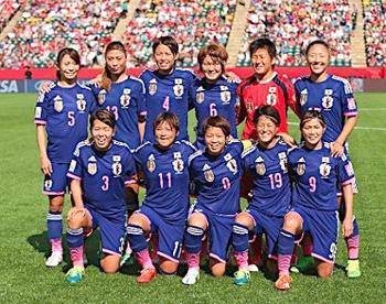 なでしこジャパン決勝進出