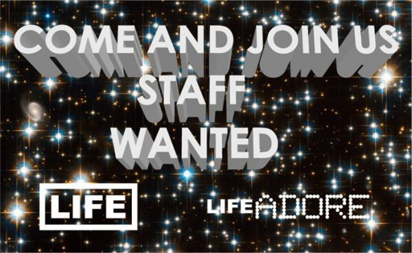 LIFE/LIFE ADORE RECRUIT