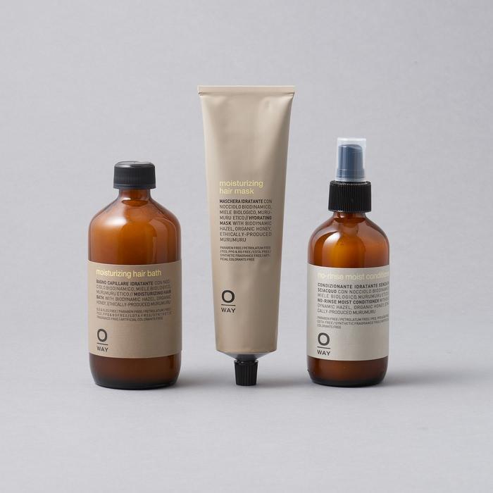 Rolland dehydrated hair moisturizing