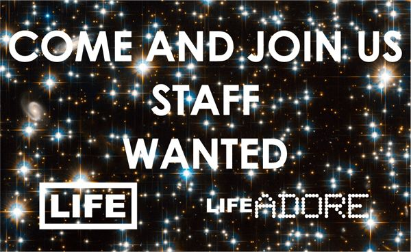 LIFE/LIFE ADORE RECRUIT PAGE